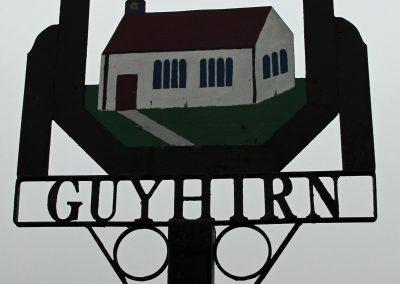 Sign-Guyhirn